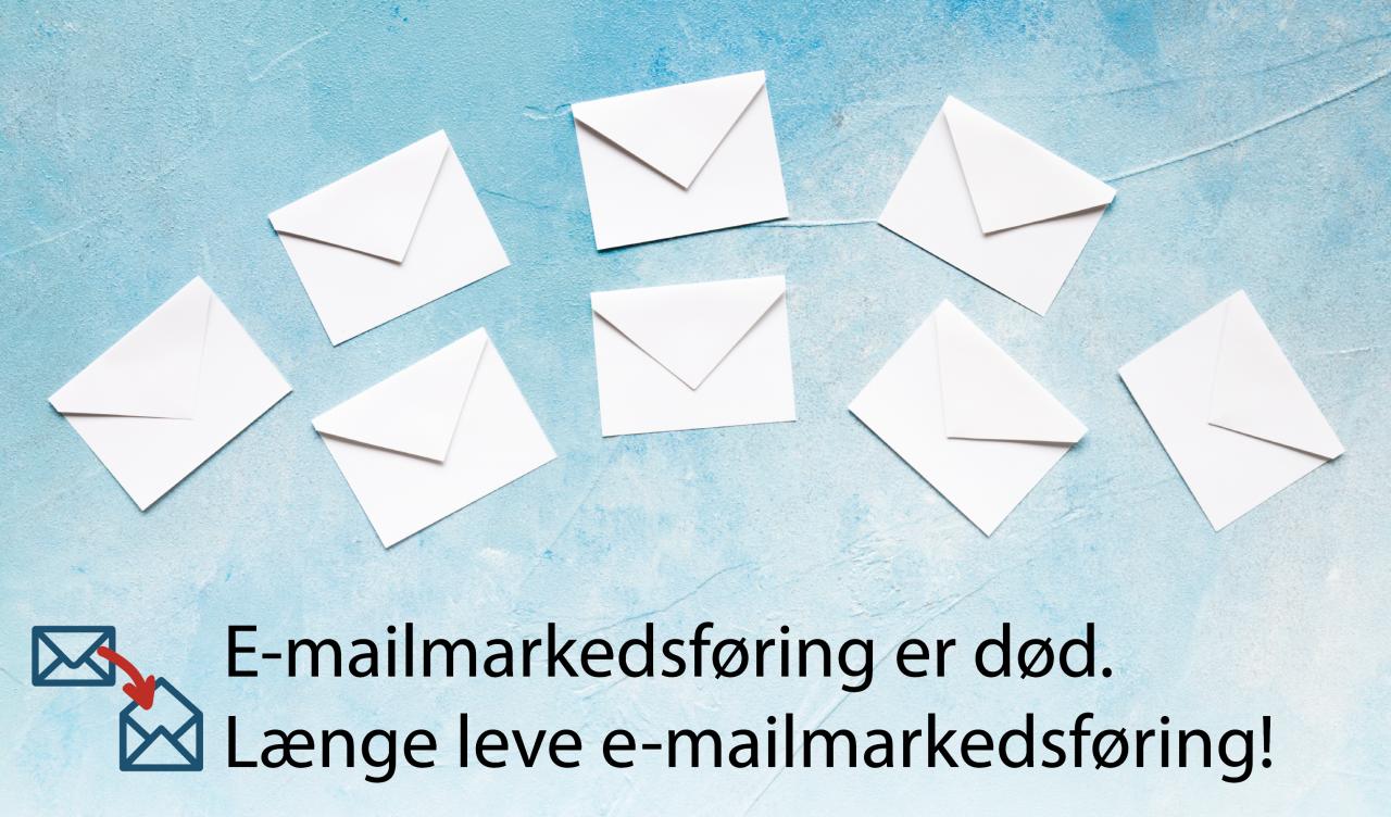 email-markedsfoering-der-virker