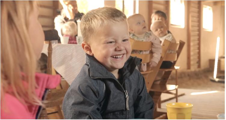 En lille film om trivsel i børnehøjde
