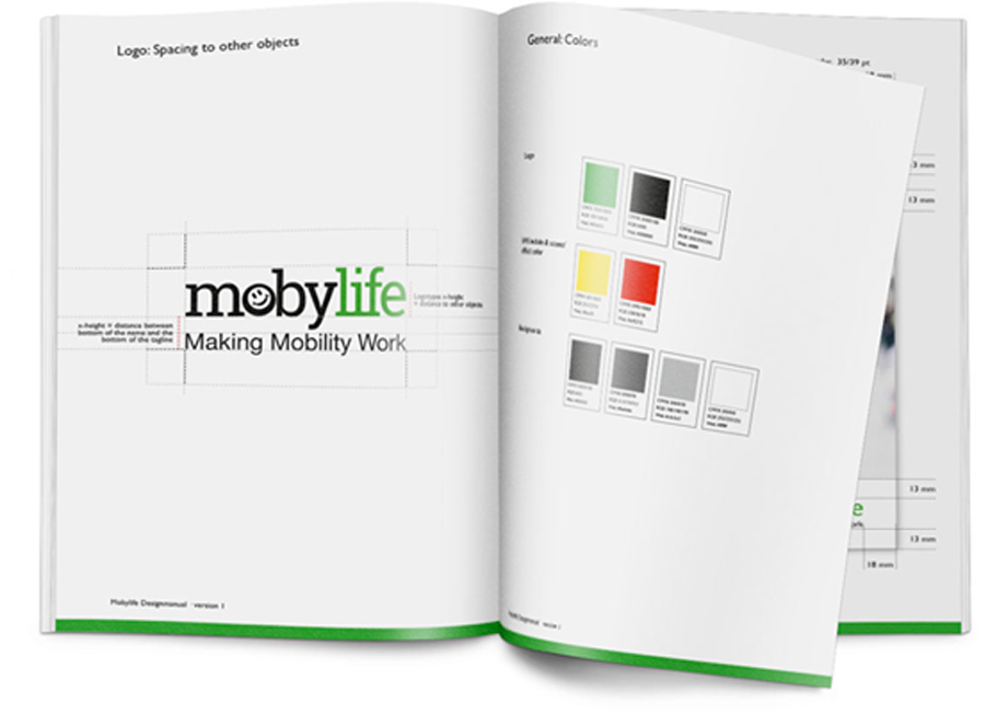 mobylife designmanual
